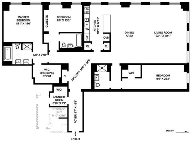 90 Franklin Street, Tribeca/SOHO/Chinatown, NYC, $3,300,000, Web #: 568403