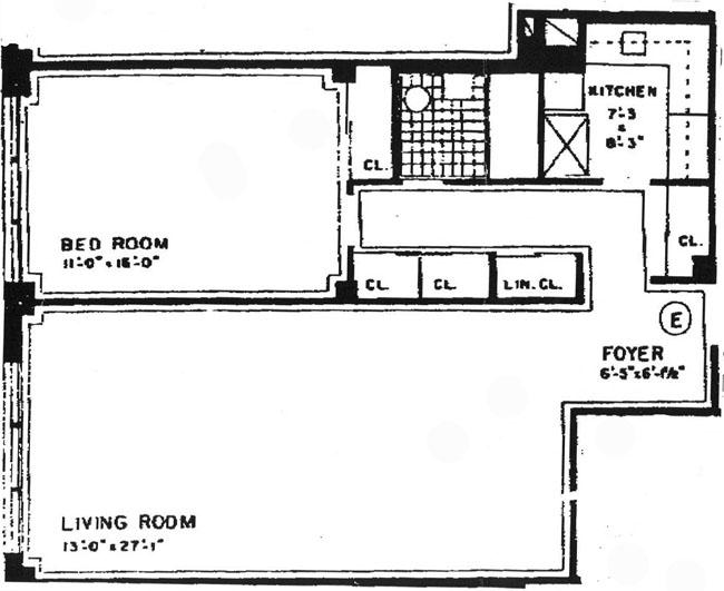 239 East 79th Street, Upper East Side, NYC, $545,000, Web #: 576655