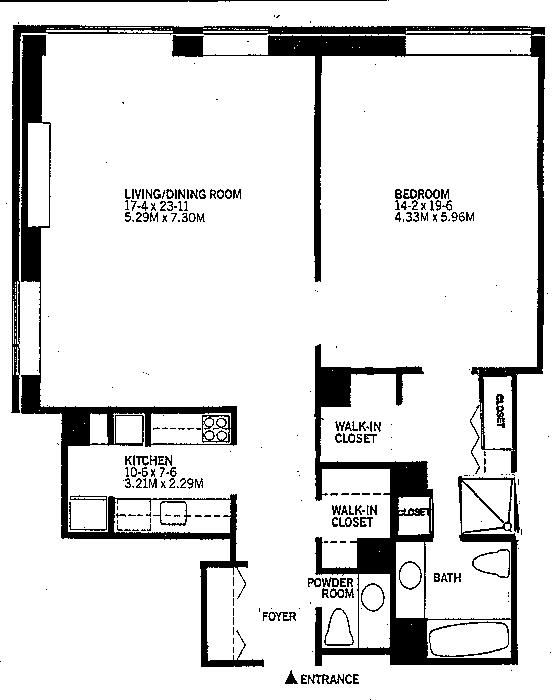 15 West 53rd Street, Midtown West, NYC, $2,500,000, Web #: 730448