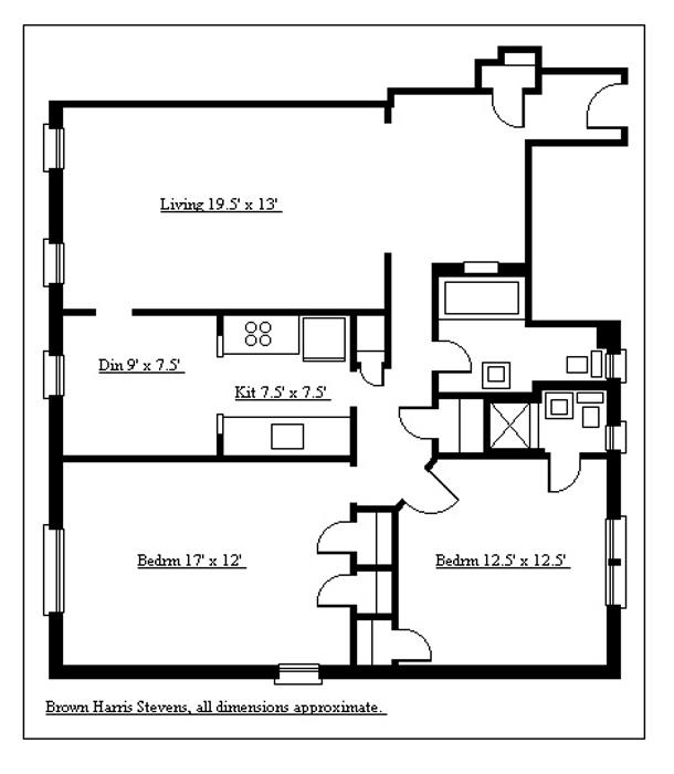 360 Clinton Avenue, Brooklyn, New York, $570,000, Web #: 745041