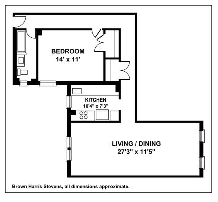62 Pierrepont Street, Brooklyn, New York, $660,500, Web #: 9650665