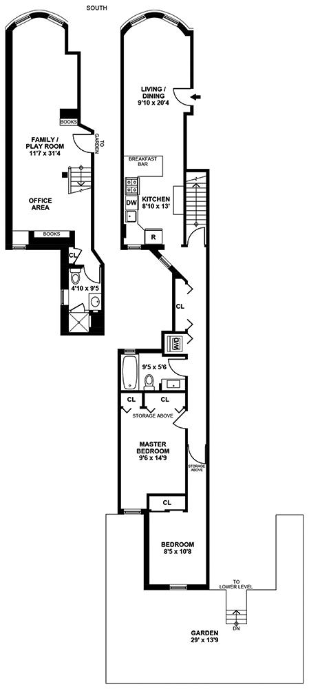 21 Berkeley Place, Brooklyn, New York, $1,121,000, Web #: 9962150