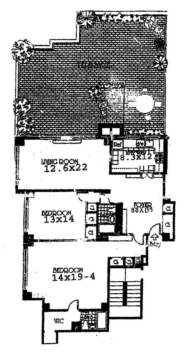 80 Park Avenue, Midtown East, NYC, $1,500,000, Web #: 1000630