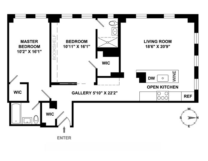 470 West 24th Street, Greenwich Village/Chelsea, NYC, $1,998,000, Web #: 10024099