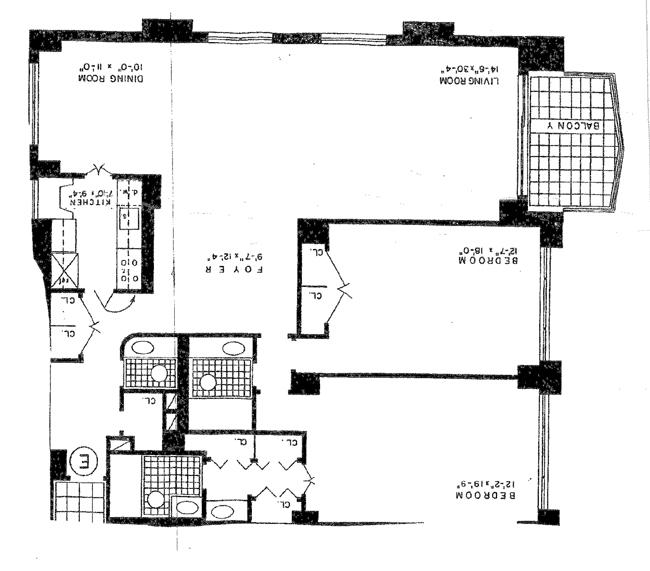 303 East 57th Street, Midtown East, NYC, $1,075,000, Web #: 1015142