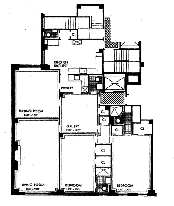965 Fifth Avenue, Upper East Side, NYC, $3,300,000, Web #: 1027699