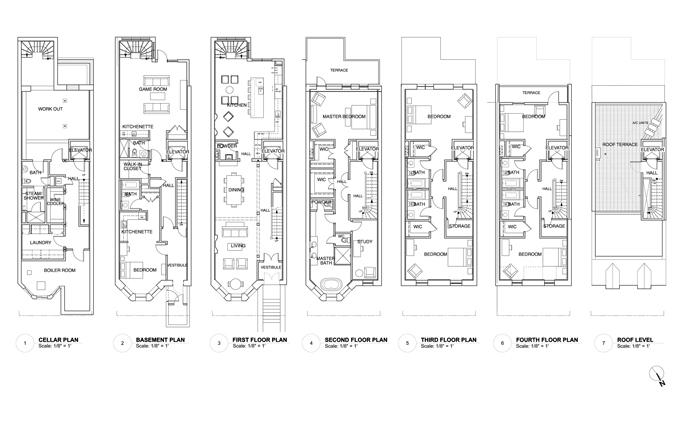 304 West 90th Street, Upper West Side, NYC, $11,900,000, Web #: 10292123