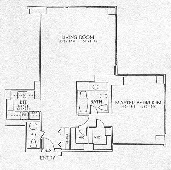 721 Fifth Avenue, Midtown East, NYC, $2,600,000, Web #: 10358303