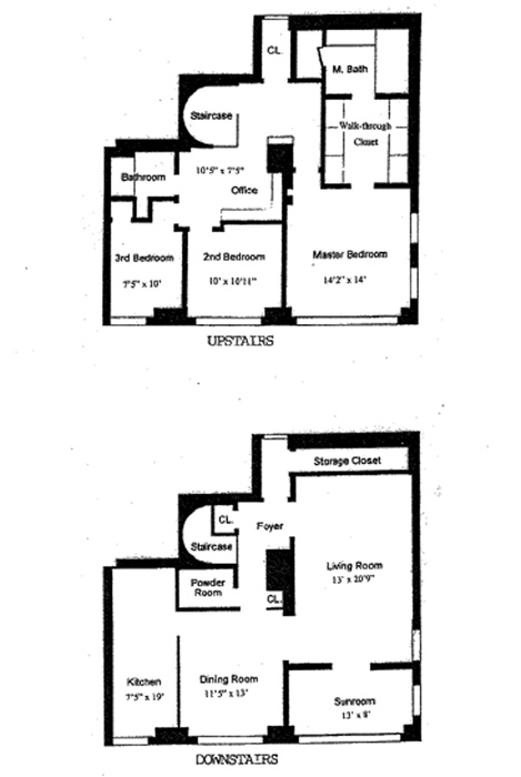 15 East 91st Street, Upper East Side, NYC, $1,765,000, Web #: 1038135