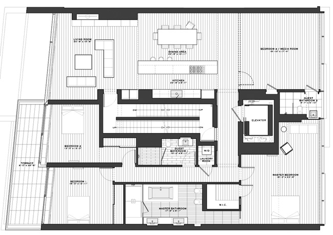 33 Vestry Street 7th Floor, Tribeca/SOHO/Chinatown, NYC, $0, Web #: 1064384