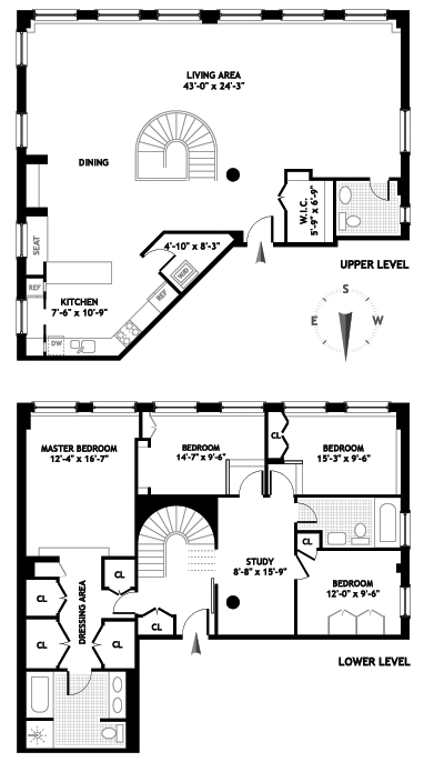 105 Fifth Avenue, East Village, NYC, $3,300,000, Web #: 1067836