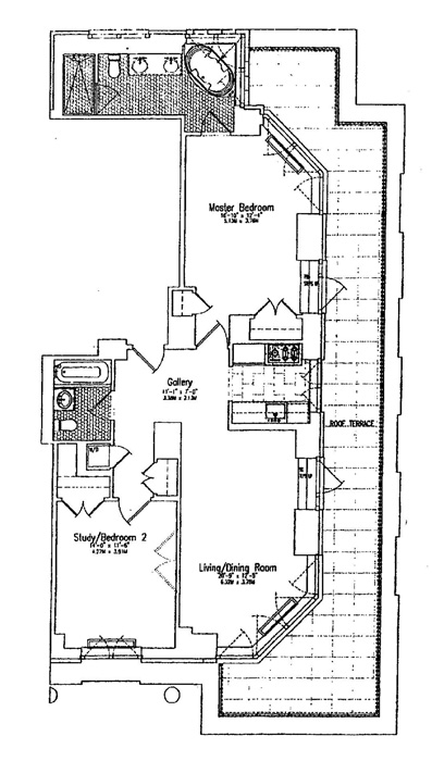 425 Fifth Avenue, Midtown East, NYC, $1,800,000, Web #: 1086219
