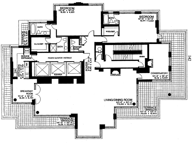 524 East 72nd Street, Upper East Side, NYC, $5,500,000, Web #: 1094631
