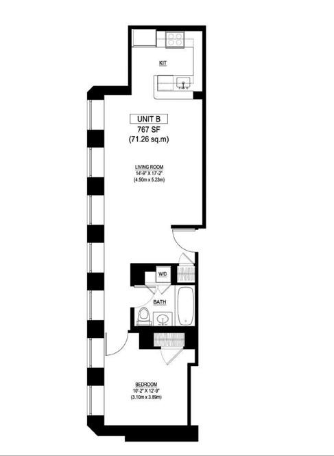 East 29th Street, Murray Hill/Kips Bay, NYC, $4,150, Web #: 11032719