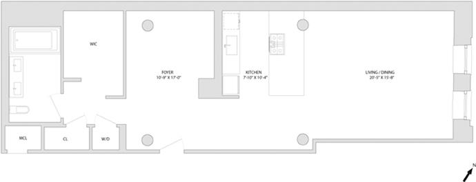 West Street, Tribeca/SOHO/Chinatown, NYC, $6,400, Web #: 11139640