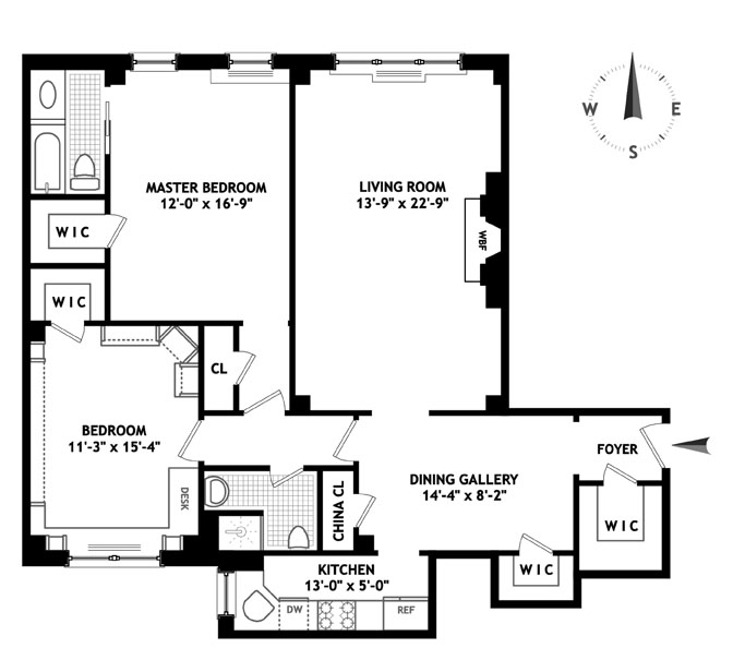 414 East 52nd Street, Midtown East, NYC, $1,200,000, Web #: 11210449