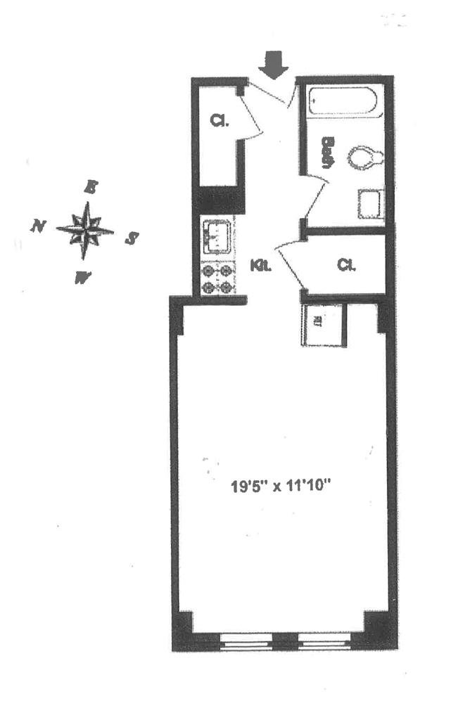 310 Riverside Drive, Upper West Side, NYC, $340,000, Web #: 11315823