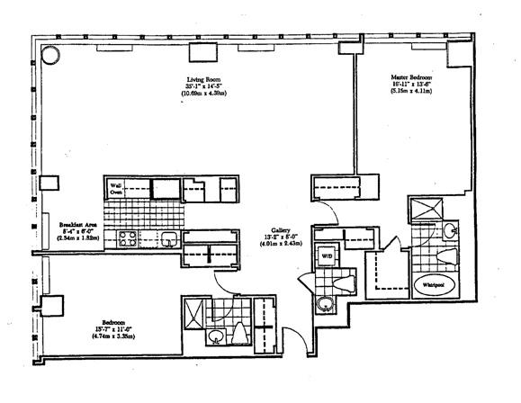 160 West 66th Street, Upper West Side, NYC, $5,000,000, Web #: 11332991