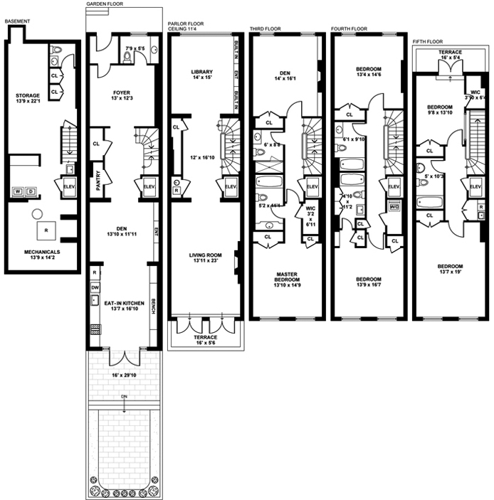 East 63rd Street, Upper East Side, NYC, $10,500,000, Web #: 11424704