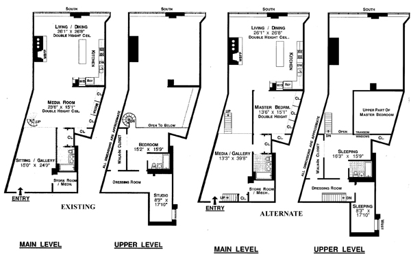 377 West 11th Street, West Village, NYC, $2,100,000, Web #: 1194270