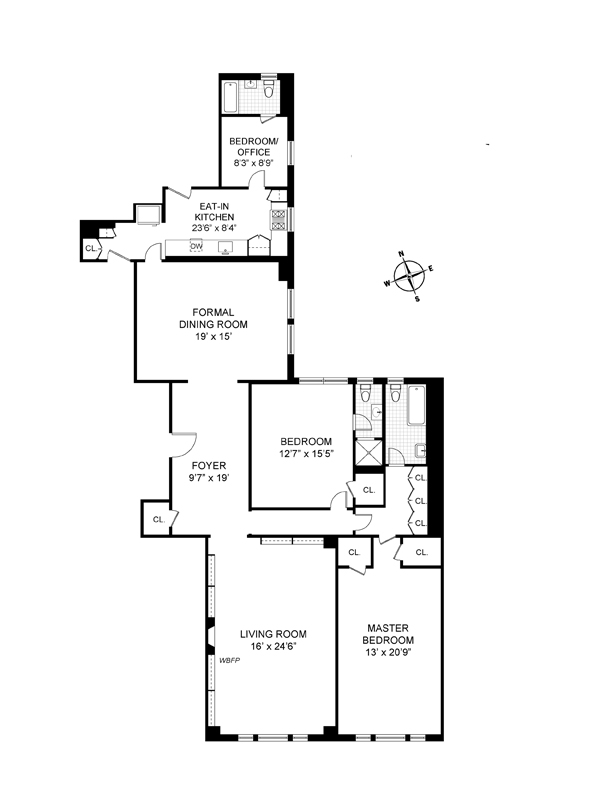 1160 Park Avenue, Upper East Side, NYC, $3,125,000, Web #: 11945238