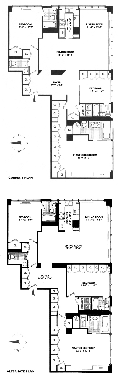 900 Park Avenue, Upper East Side, NYC, $5,012,500, Web #: 12018613