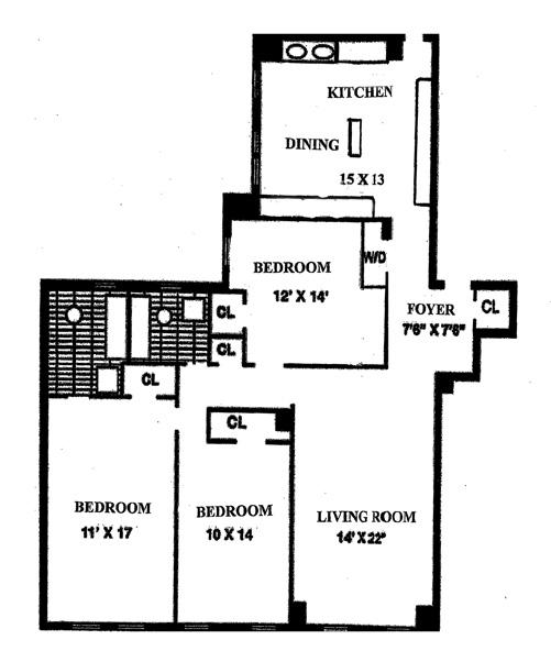 114 East 90th Street, Upper East Side, NYC, $1,950,000, Web #: 12028202
