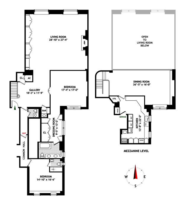322 East 57th Street, Midtown East, NYC, $2,750,000, Web #: 12048989