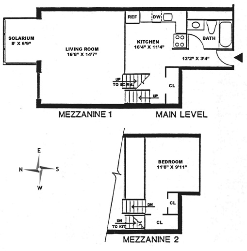 225 East 86th Street, Upper East Side, NYC, $710,000, Web #: 12367326