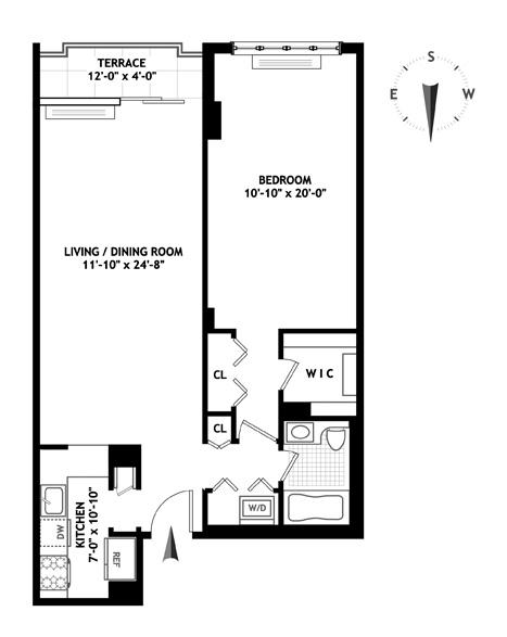 507 East 80th Street, Upper East Side, NYC, $770,000, Web #: 12621108