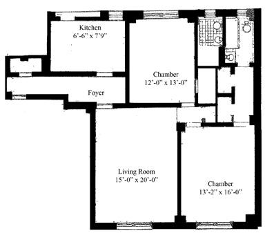 425 East 51st Street, Midtown East, NYC, $992,500, Web #: 1266235