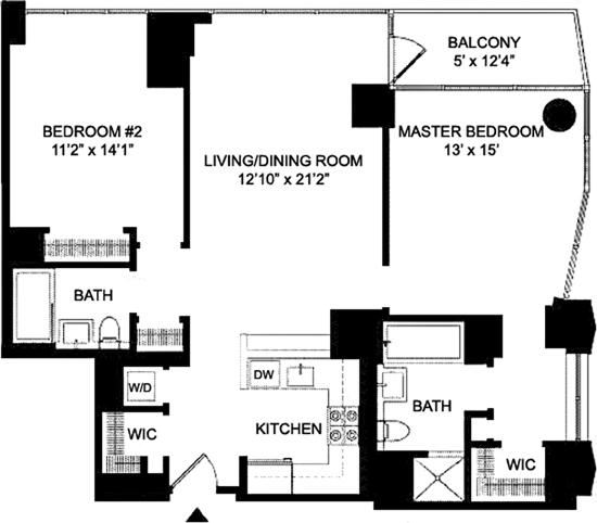 West 24th Street, Greenwich Village/Chelsea, NYC, $9,000, Web #: 12881408