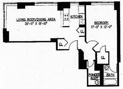1438 Third Avenue, Upper East Side, NYC, $990,000, Web #: 12953927