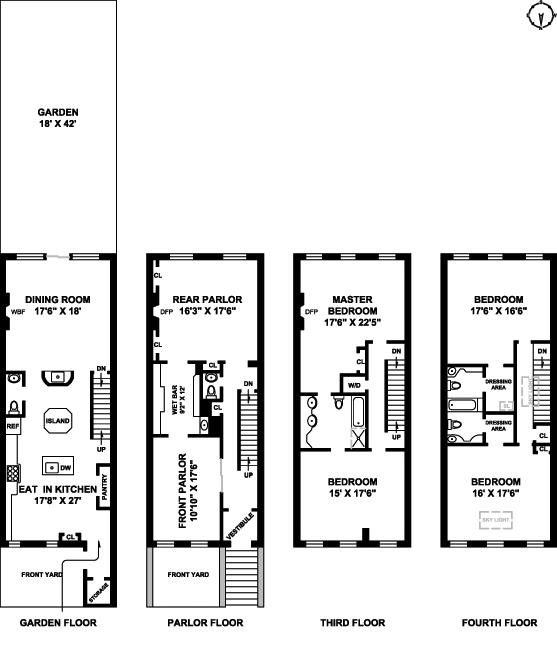 178 East 95th Street, Upper East Side, NYC, $6,000,000, Web #: 13526828