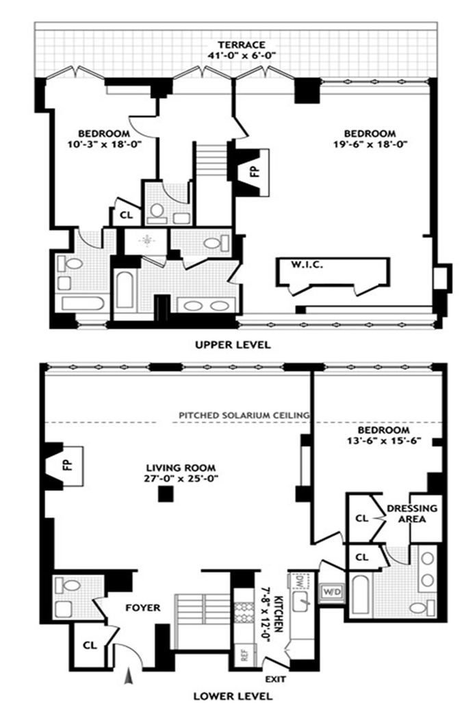 1 Central Park South, Midtown East, NYC, $29,500, Web #: 14184243