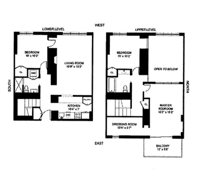 126 Waverly Place, Greenwich Village/Chelsea, NYC, $8,500, Web #: 14296210