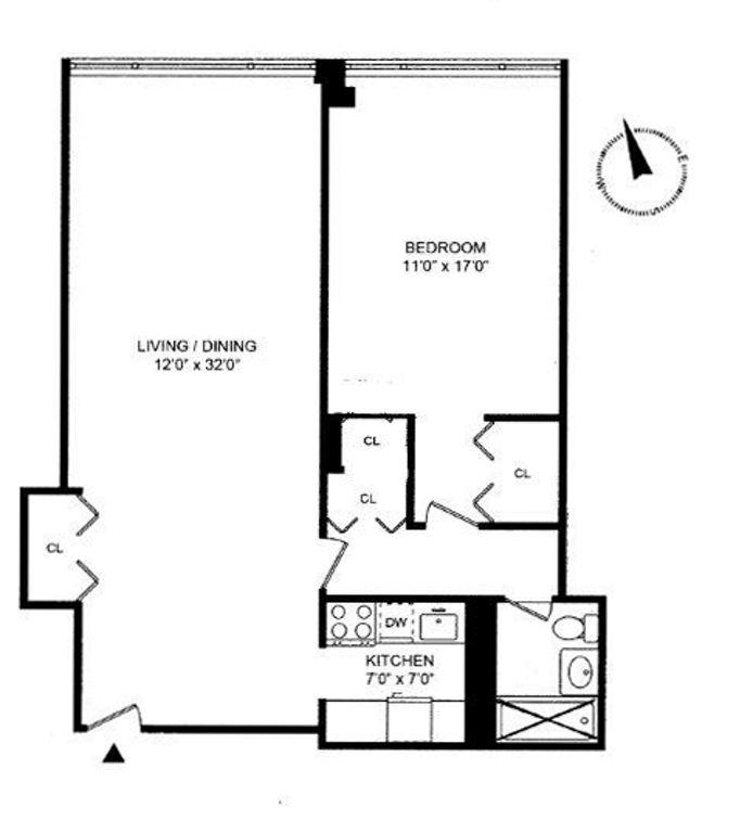 333 East 14th Street, East Village, NYC, $789,438, Web #: 14382120