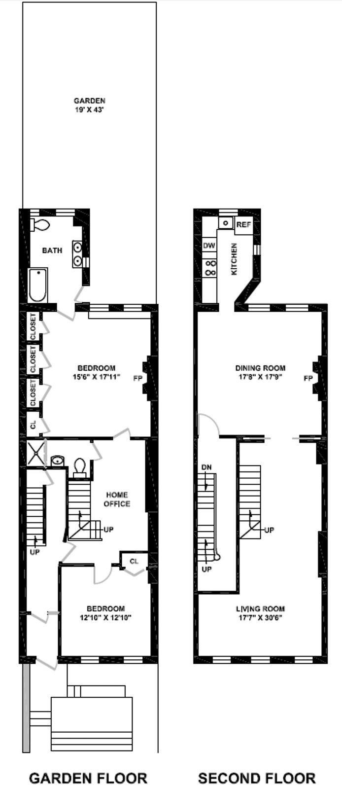 152 West 122nd Street 1-2, Harlem, NYC, $5,000, Web #: 14485471