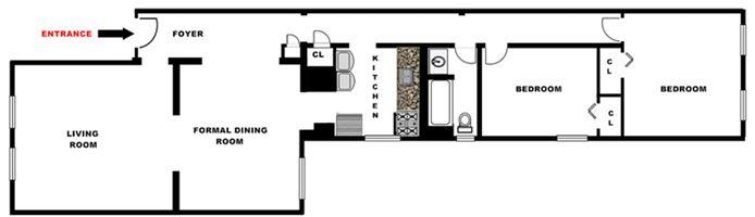 3439 82nd Street, Queens, New York, $430,000, Web #: 14627849