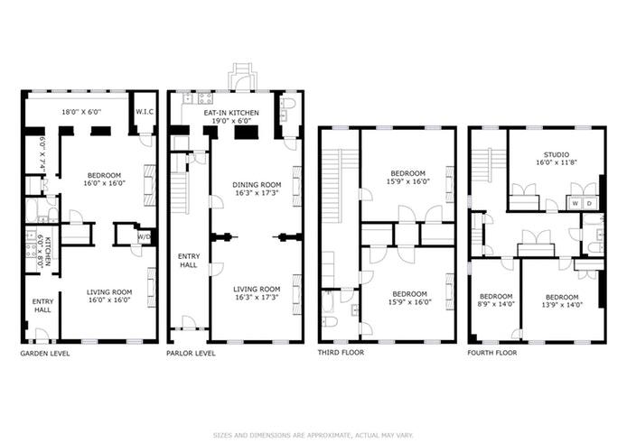 51 Cranberry Street, Brooklyn Heights, New York, $6,950,000, Web #: 14658385