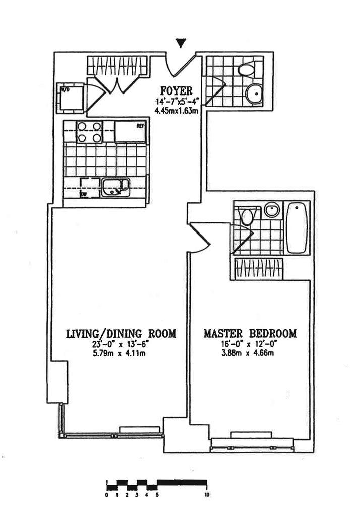 220 Riverside Boulevard, Upper West Side, NYC, $1,395,000, Web #: 14714482