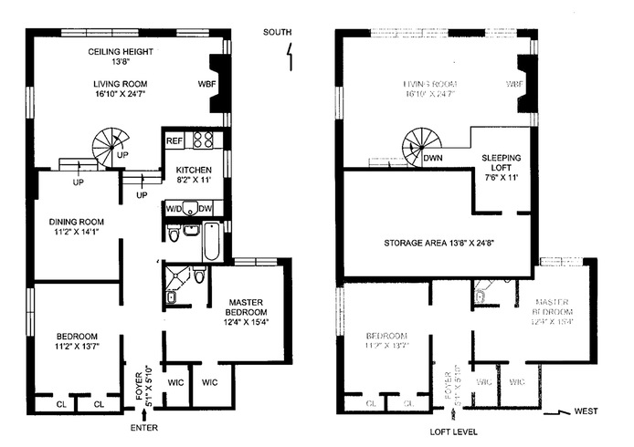 370 Central Park West, Upper West Side, NYC, $1,600,000, Web #: 14840694
