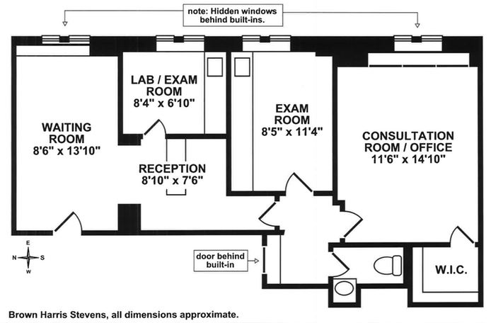 955 Park Avenue 1D, Upper East Side, NYC, $425,000, Web #: 15020508