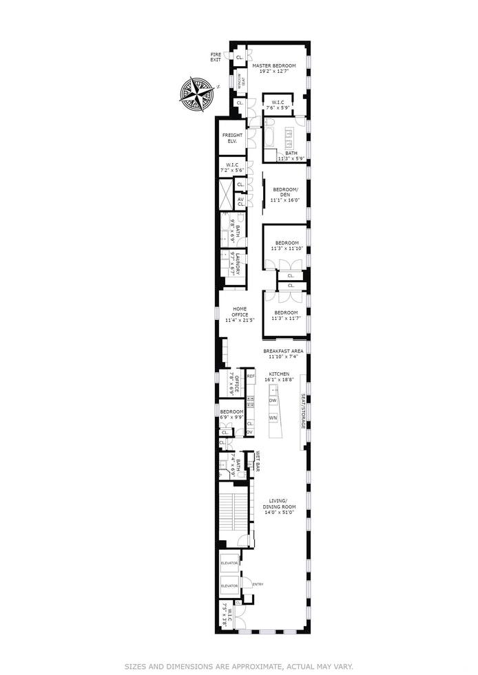 140 Fifth Avenue 11Flr, Flatiron, NYC, $7,950,000, Web #: 15060119