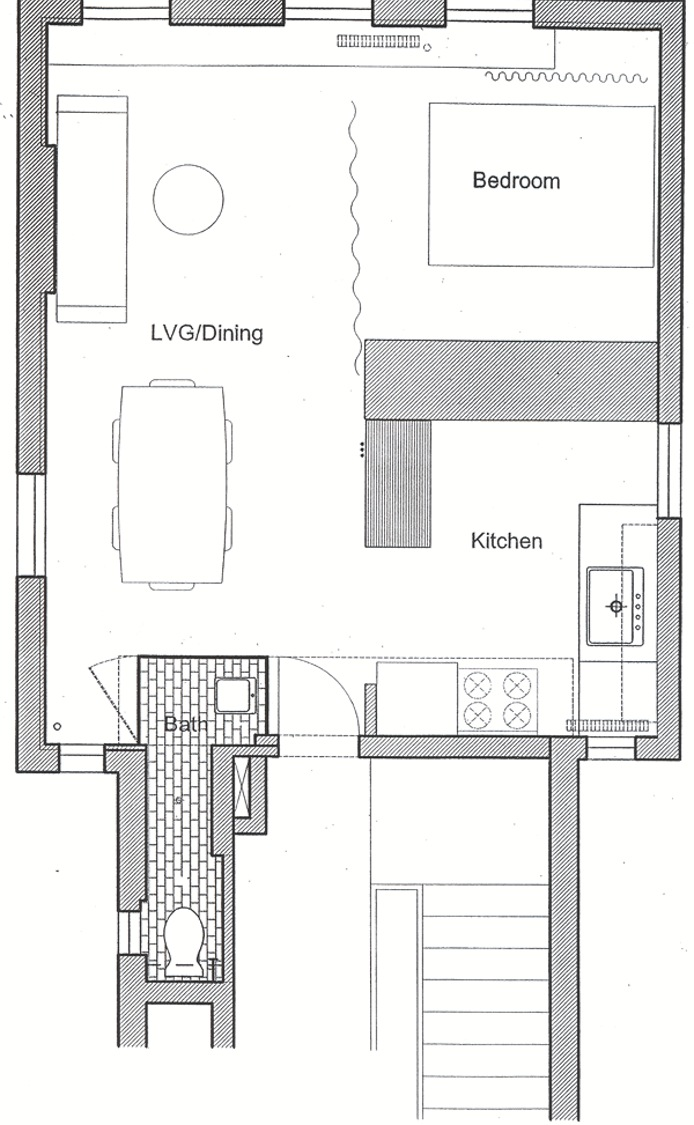West 17th Street, Greenwich Village/Chelsea, NYC, $2,750, Web #: 15172821
