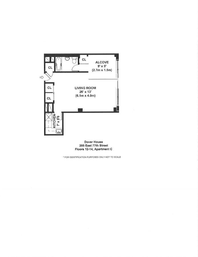205 East 77th Street, Upper East Side, NYC, $432,000, Web #: 15173146