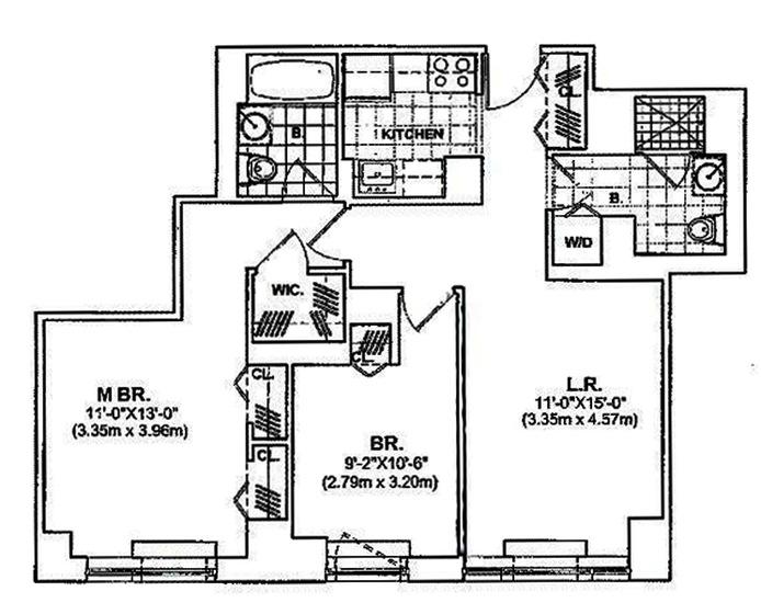 215 East 96th Street, Upper East Side, NYC, $957,500, Web #: 15204944