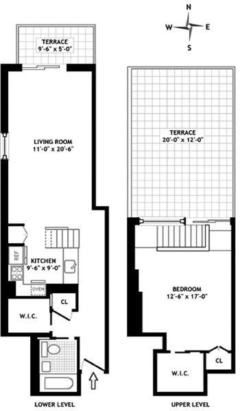 67 East 11th Street, East Village, NYC, $3,950, Web #: 1532973