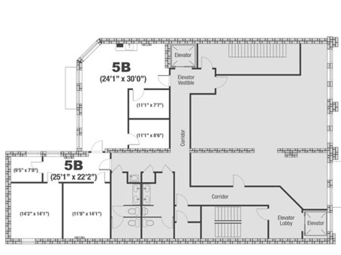 179 Franklin Street 5B, Tribeca/SOHO/Chinatown, NYC, $9,937, Web #: 15524324