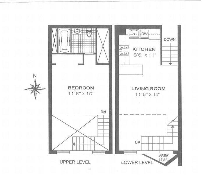 215 East 81st Street 5B, Upper East Side, NYC, $715,000, Web #: 15608342